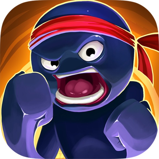 Sticked Man Fight 3D Deluxe iOS App