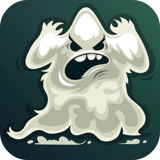 Flying Ghost Escape! Free Classic Ghost Game iOS App