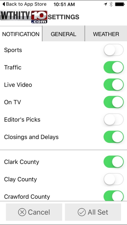 WTHI News 10 - Terre Haute News and Weather by LIN