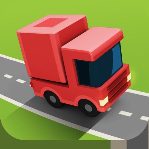 光速快递:RGB Express – Mini Truck Puzzle