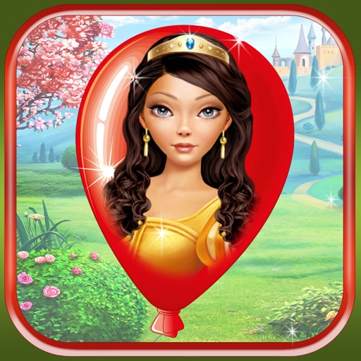 Baby Balloons Princesses iOS App
