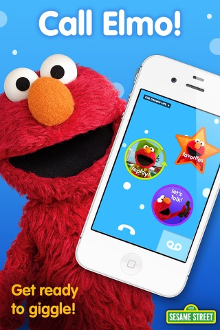 Elmo Calls screenshot 1