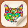 Animal Mandala Coloring Pages in Adult Color Book