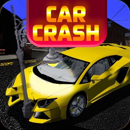 Car Crash Super Sportcar AR iOS App