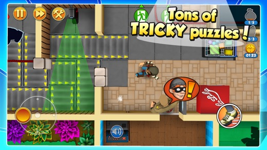Robbery Bob 2: Double Trouble Screenshot