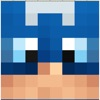 Cube Skin Boy - The skins for Minecraft Pocket