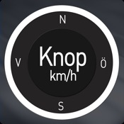 Knotmeter+ - Speedometer Speed Limit + GPS Tracker