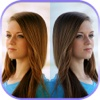 Mirror Reflection Photo Effect