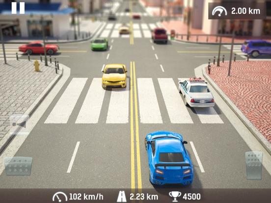 Скачать игру Traffic: Endless Road Racing 3D