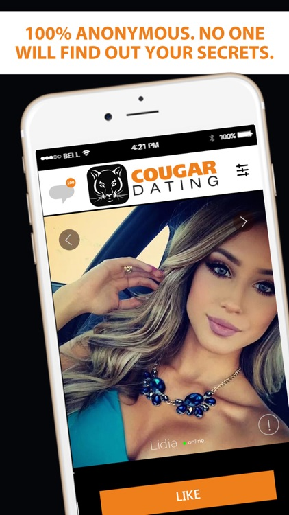 Cougar dating phone number