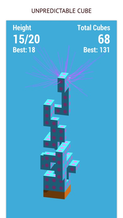 Tower Builder - Fast Building With Mystery Blocks Screenshot