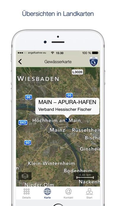 Angelführer Hessen screenshot four