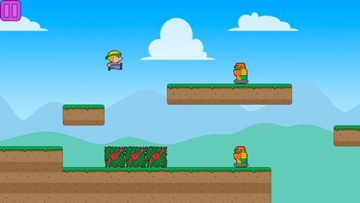 Villagers vs Robots Run Screenshots