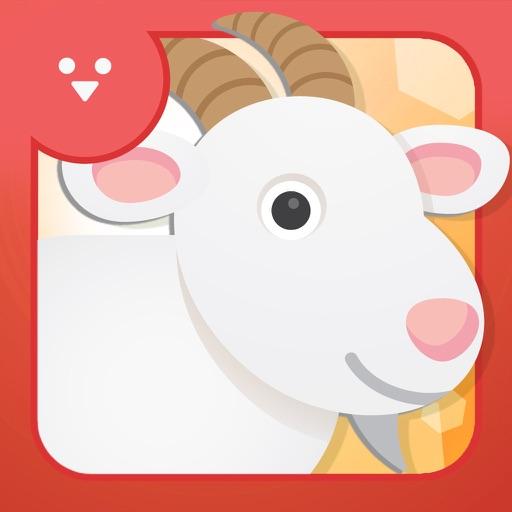 Pig Goat Farm 3D iOS App