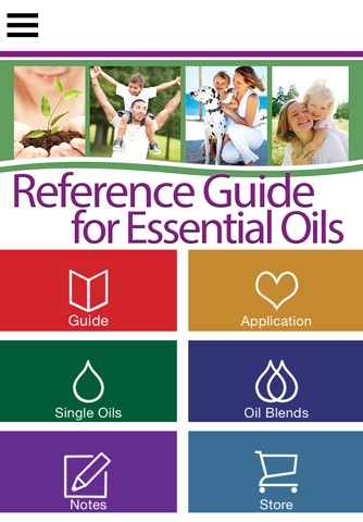 Ref Guide for Essential Oils screenshot 1