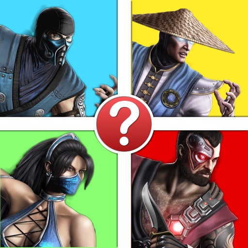 Video Game Character Quiz - The Ultimate Mortal Kombat Fatality Edition iOS App
