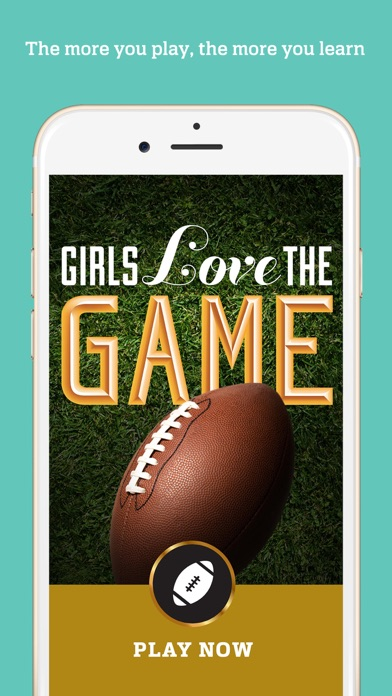 download Girls Love the Game Football apps 1
