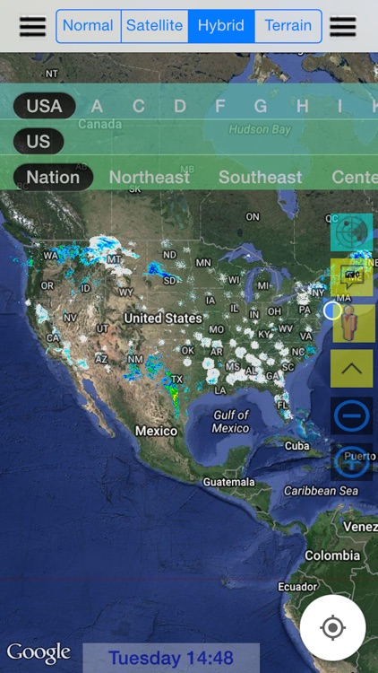Washington/Seattle NOAA with Traffic Cameras All In One - Great ...
