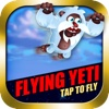 Flying Yeti - Addictive Flappy Monster Adventure Game