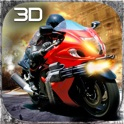 Motor Bike Rider Death Race 3D Free Game for Fun icon