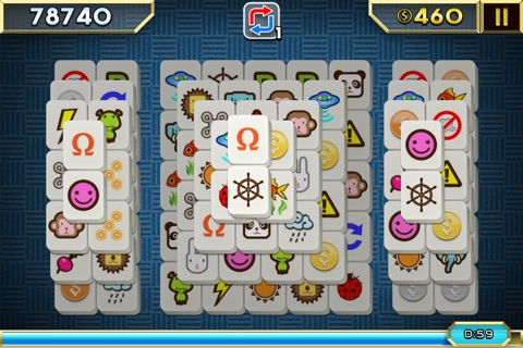 King of Mahjong screenshot 2