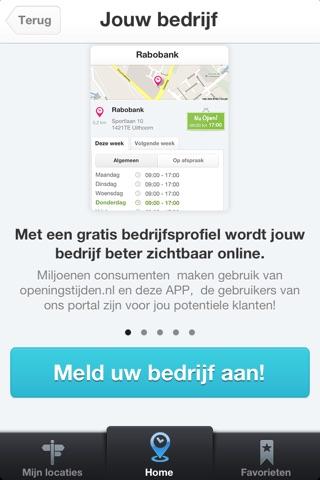 Openingstijden.nl - Openingstijden & Koopzondagen screenshot 4