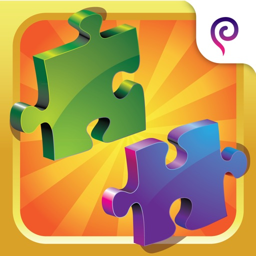 Magic Forest Puzzle educational game for kids iOS App