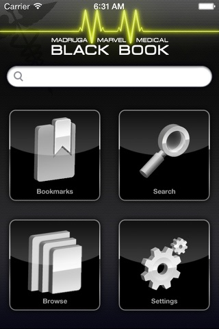 Madruga and Marvel's Medical Black Book App screenshot 1