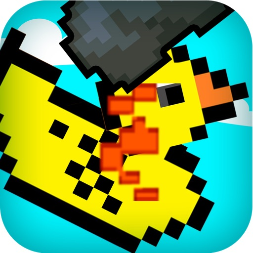 A Kill the Crappy Bird for the Flappy Revenge - Free Snappy Party Games iOS App