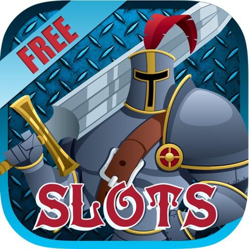 Black Knight Slots FREE - A Casino Game with Spin the Wheel Bonus iOS App