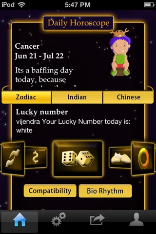 Horoscope Daily! screenshot 2