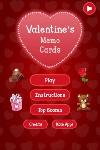 iphone screenshot 1 - Valentine Apps