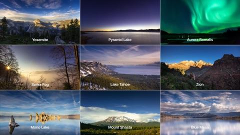 Screenshot #5 for Magic Window Naturescapes