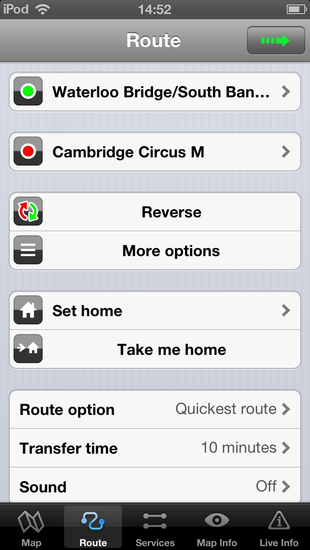 download London Bus Free - Map and route planner by Zuti apps 0