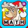 Abby Basic School Snowman Math: Challenge Educational Game for Kids by 22learn