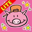 Three Pigs Interactive Book lite icon