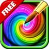 Spin-Art Creator Studio HD, Free Game