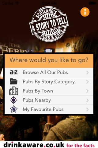 Scotland's Pubs - A Story to Tell screenshot 1