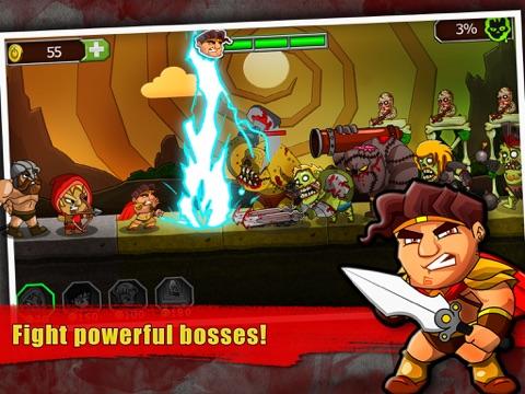 Легенда против Зомби для iPad