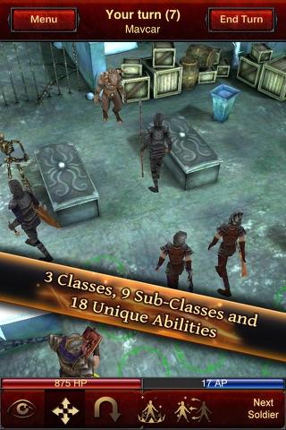 Battle Dungeon: Risen screenshot 3