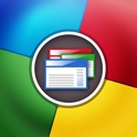 Secure Explorer for Google Apps - The Secure & Best All-in-One Gmail, Talk, Facebook, Twitter and Maps Browser! icon