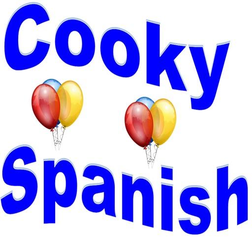 Cooky Spanish Unscramble Icon