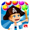 Bubble Land Pirates: Junior King Treasure Shooter