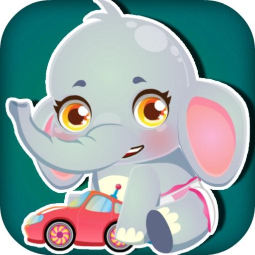 宝贝象的一天——萌宠大作战&照顾可爱小象公主下载