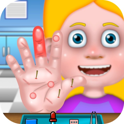 Hand Doctor For Kids iOS App