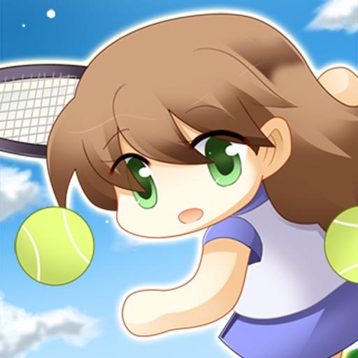 The tennis iOS App