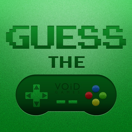 Guess The Game Quiz iOS App