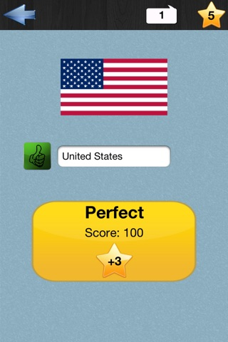 National Flags Quiz Ultimate screenshot 1
