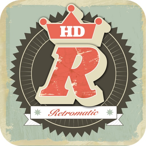 复古工作室 HD:Retromatic HD