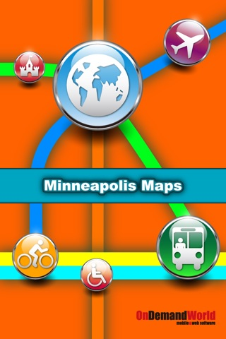 Minneapolis Maps - Download Transit Maps and Tourist Guides. screenshot 1